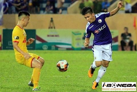 Hà Nội T&T vs Nam Định ngày 11/09