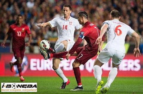 Serbia vs Bồ Đào Nha ngày 08/09