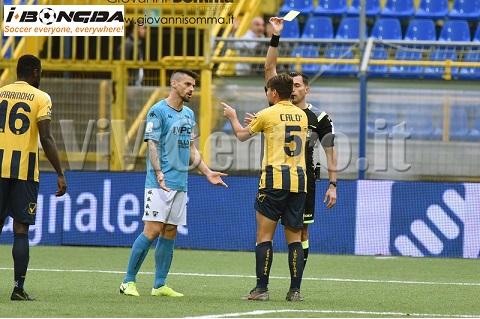 Benevento vs Juve Stabia ngày 30/06