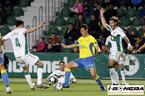 Las Palmas vs Elche ngày 28/06