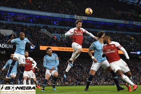 Manchester City vs Arsenal ngày 18/06