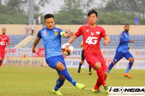 Quảng Nam vs Viettel ngày 29/06