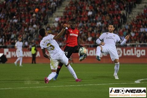 Real Madrid vs Mallorca ngày 25/06