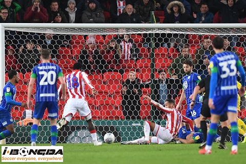 Wigan Athletic vs Stoke City ngày 01/07