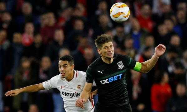 Trandau.net nhận định Krasnodar FK vs Valencia 00h55 ngày 15/03