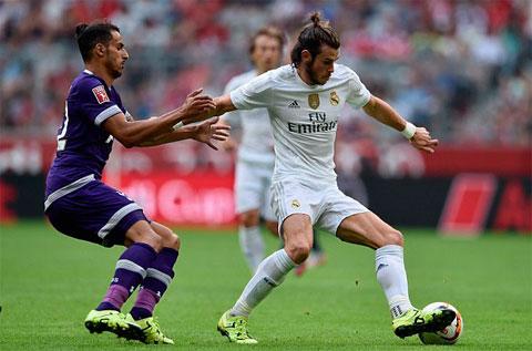 Real Madrid 2 - 0 Tottenham Hotspur (Audi Cup 2015, vòng )