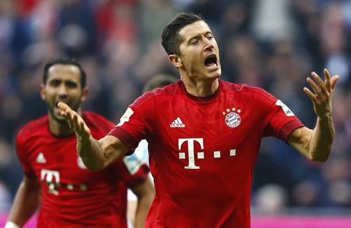 Bayern Munich 3 - 0 Schalke 04 (Đức 2015-2016, vòng 30)