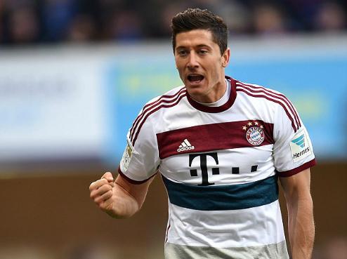 Ingolstadt 04 1 - 2 Bayern Munich (Đức 2015-2016, vòng 33)