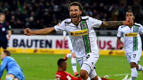 Monchengladbach 3 - 1 Bayern Munich (Đức 2015-2016, vòng 15)