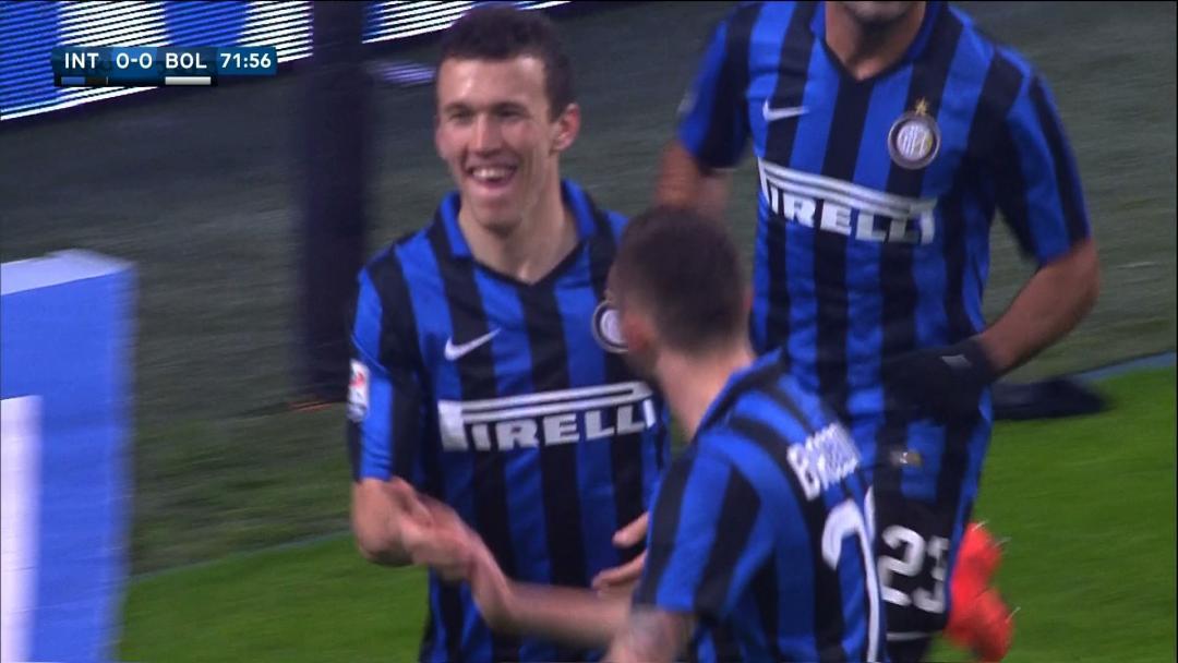 Inter Milan 2 - 1 Bologna (Italia 2015-2016, vòng 29)