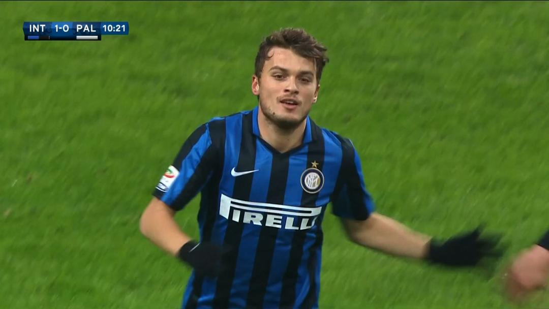 Inter Milan 3 - 1 Palermo (Italia 2015-2016, vòng 28)