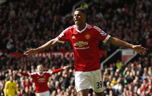 Manchester United 1 - 0 Aston Villa (Ngoại Hạng Anh 2015-2016, vòng 34)