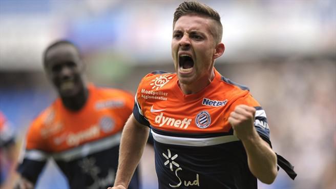 Marseille 0 - 2 Montpellier (Pháp 2014-2015, vòng 2)