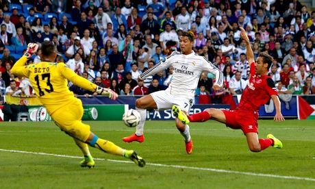 Real Madrid 2 - 0 Sevilla (Siêu cúp Châu Âu 2001-2014, vòng 2014)