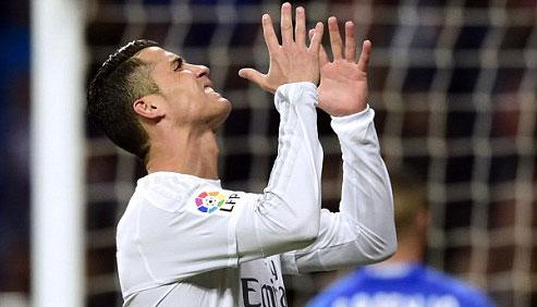 Real Madrid 3 - 0 Villarreal (Tây Ban Nha 2015-2016, vòng 34)