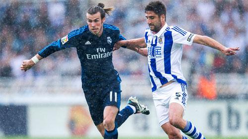 Real Sociedad 0 - 1 Real Madrid (Tây Ban Nha 2015-2016, vòng 36)