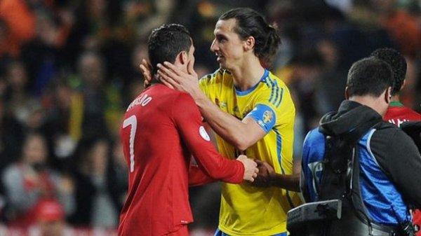 Thụy Điển 2 - 3 Bồ Đào Nha (VL World Cup 2014 (Châu Âu) 2012-2013, vòng playoff)