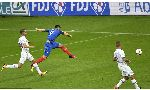 Pháp 5 - 2 Iceland (Euro 2016, vòng )