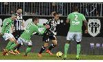Angers SCO 0 - 0 Saint-Etienne (Pháp 2015-2016, vòng 29)