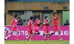 Hà Nội T&T B 3 - 0 Da Nang (Việt Nam 2015, vòng )