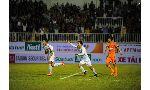 Hoang Anh Gia Lai 1 - 2 Da Nang (Việt Nam 2015, vòng )