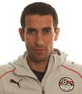 Cầu thủ Mohamed Aboutrika